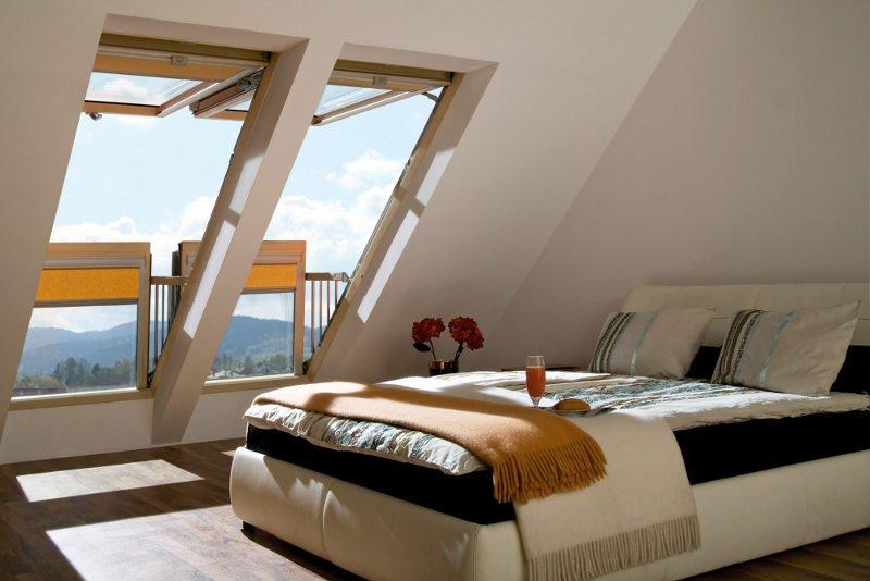 Fereastra balcon FAKRO FGH-V P2
