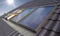 Panouri solare FAKRO SKW