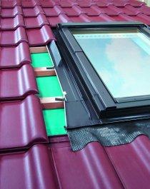 Rama de etansare pentru ferestre termoizolante de acces pe acoperis FAKRO EZW-A