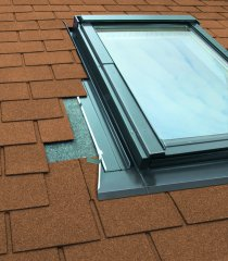 Rama de etansare pentru ferestre termoizolante de acces pe acoperis FAKRO ESW