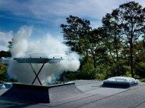 Fereastra pentru evacuare fum VELUX CSP
