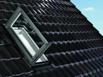 Fereastra de iesire pe acoperis pentru mansarde locuite ROTO WDA Designo R35 K WD PVC