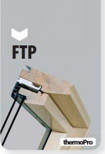 Fereastra de mansarda FAKRO FTP R1