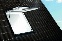 Fereastra de iesire pe acoperis pentru mansarde locuite ROTO WSA Designo R85 K WD PVC