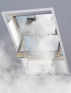 Fereastra pentru evacuare fum VELUX GGL 3066