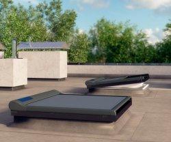 Rulouri exterioare FAKRO AMZ/C Z-Wave II pentru ferestre pentru acoperis terasa