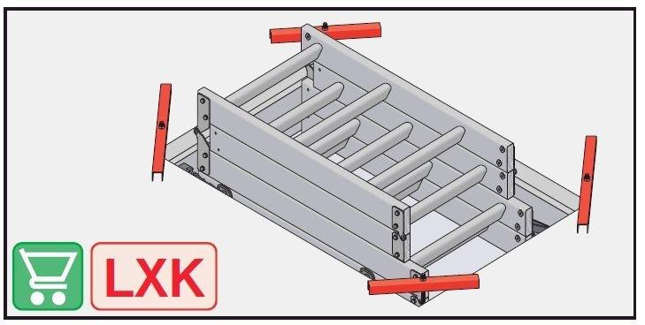 Kit de montaj FAKRO LXK