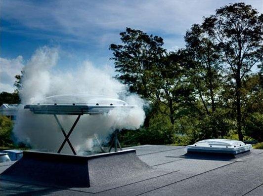 Fereastra pentru evacuare fum VELUX CSP 1073