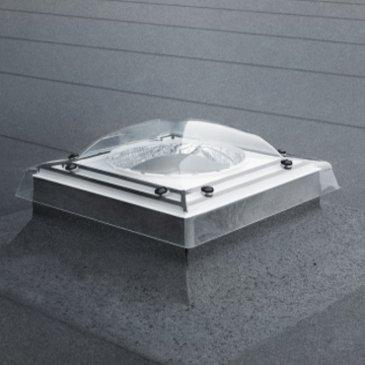 Tunel solar pentru acoperis terasa VELUX TCR