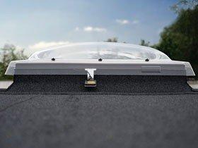 Tunel solar pentru acoperis terasa VELUX TCF