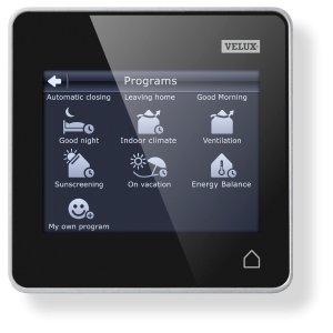 Tableta de control VELUX KLR 200