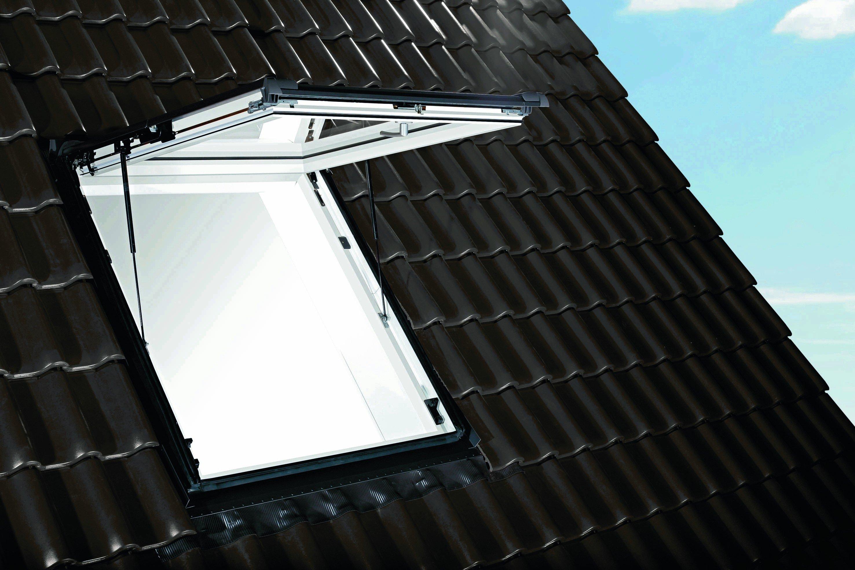 Fereastra de iesire pe acoperis pentru mansarde locuite ROTO WSA Designo R85 H WD