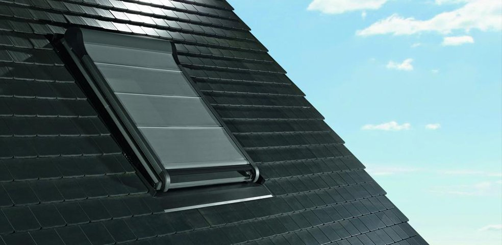 Marchiza exterioara ROTO ZMA SF Solar