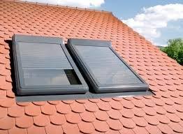 Rolete exterioare FAKRO ARZ Solar